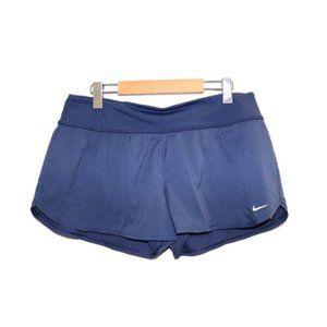 Nike Navy Blue Running Shorts NEW